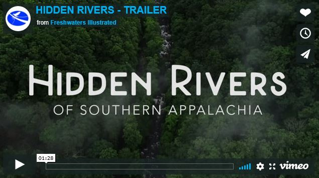 More Information on Hidden Rivers of Southern Appalachia
