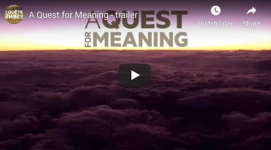 More Information on A Quest for Meaning